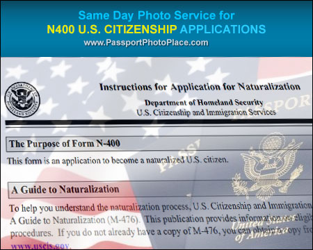 Us Citizenship Photo Service Orlando