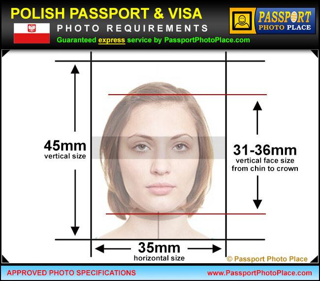 Размер фото на паспорт: требования в 2 17 году - В гражданстве