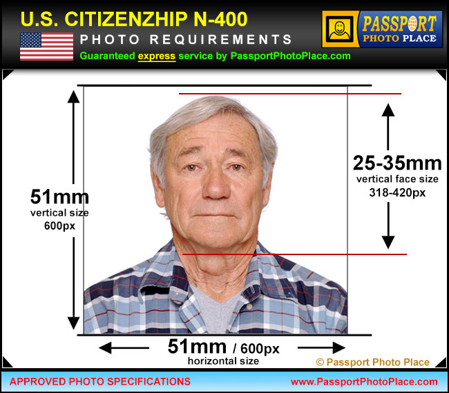 us-citizenship-picture-specifications-N-400