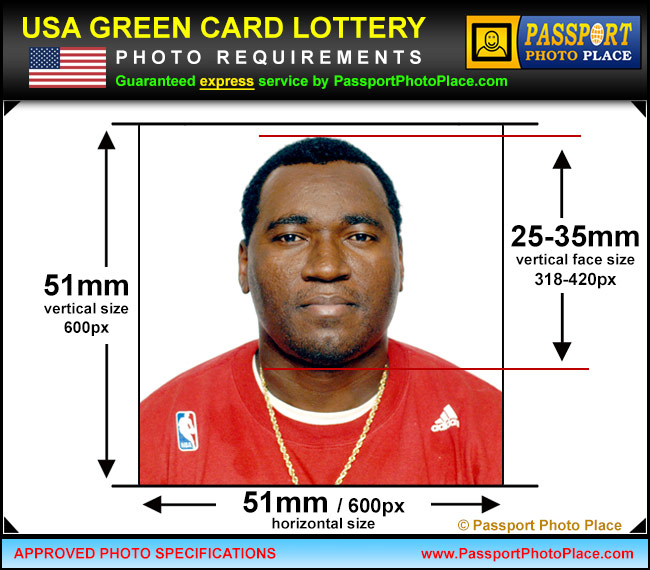 us-dv-green-card-lottery-photo-specifications